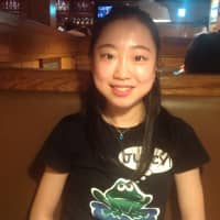 Moa Iwano, a 14-year-old from Kobe, will skate in the Nishi-Nihon regionals this week in Nagoya. JACK GALLAGHER
