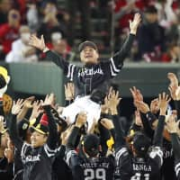 Hawks shut out Carp in Game 6, capture back-to-back Japan Series crowns