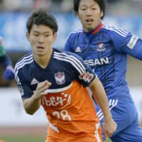 Comeback from leukemia continues for Albirex's Hayakawa