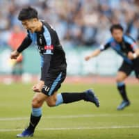 Frontale beat Reysol, move step closer to J. League title repeat