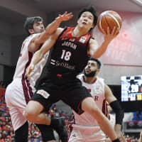Japan dominates second half in rout of Qatar