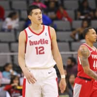Yuta Watanabe sees major minutes in first two NBA G League games