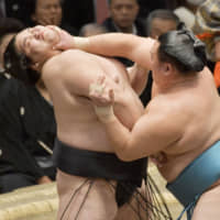 The violence present in many sumo matches probably comes as a surprise to many who watch the sport for the first time. | KYODO