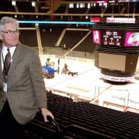 Former Minnesota Wild owner Bob Naegele Jr., seen in a September 2000 file photo, died on Wednesday. He was 78. | AP