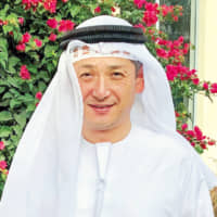 Eiji Nonaka CEO ITOCHU Middle East FZE