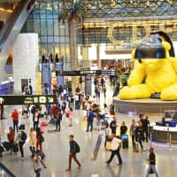 Hamad International Airport won the Best Customer Experience Initiative Award at the Future Travel Experience Asia Awards 2018, which took place in Singapore, awarding the leading hub for transforming its terminal and bringing the FIFA World Cup experience to its travelers. | HIA