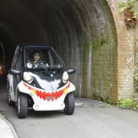 Characteristic 2: Smooth driving experience with a compact vehicle
