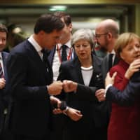 'Trust me': May tells EU leaders she can get Brexit deal passed in U.K. Parliament