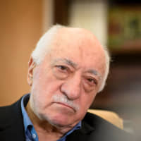 U.S.-based Turkish cleric Fethullah Gulen is seen at his home in Saylorsburg, Pennsylvania, in 2017. | REUTERS