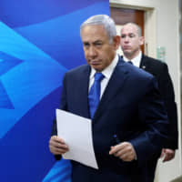 Israeli Prime Minister Benjamin Netanyahu is likely to win another mandate, according to the first poll since the announcement of a snap election. | REUTERS