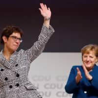 Steady as she goes: 'Merkel 2.0' takes center stage in Germany