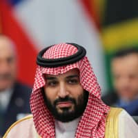Saudi Crown Prince Mohammed bin Salman attends the opening of the G20 leaders summit in Buenos Aires Nov. 30. | REUTERS