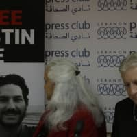 Parents of American journalist kidnapped in Syria in 2012 appeal to U.S., Syria