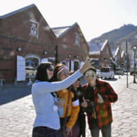 After quake, Hokkaido tourist sites promote safety of winter events