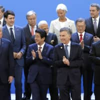 With six months to go until G20 summit in Osaka, Japan sets out its agenda
