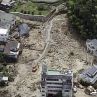Japan saw record 3,451 rain- and quake-induced mudslides in 2018