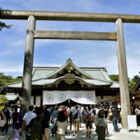 Yasukuni Shrine protesters from Hong Kong remanded pending court ruling: activist group