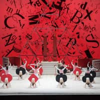 Suits you: New National Theatre, Tokyo hosted 'Alice's Adventures in Wonderland.' | TAKASHI SHIKAMA