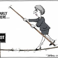Theresa May really has reaped what she sowed