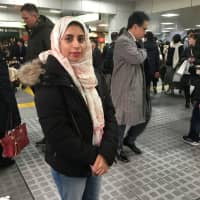 Alya Alalili, Tourist, 28, Emirati: As a working mother I have achieved a lot in 2018. My little one is now in school and her first day at school this year was something very precious to me. I want to improve my Russian-language skills and joined an institute to learn it. Now I know the basics and want to work on it more in 2019. | MEGHA WADHWA