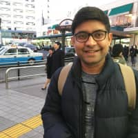 Abhinav Dadhich, Computer Vision Researcher, 27, Indian: One of the best things of 2018 was that I got married. I also published a book in Japan. I think 2019 should be more exciting because now I have a partner and we can travel more within Japan. I believe in habits more than resolutions and, as a habit, I would like to read more in 2019. | MEGHA WADHWA