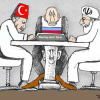 America's New Year's gift to Russia, Iran and Turkey