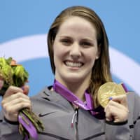 Olympic star Missy Franklin retires due to chronic shoulder pain