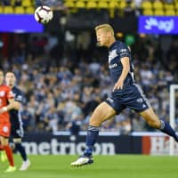 Keisuke Honda named Player of Month in Australia's A-League