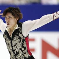 Keiji Tanaka finished in third at the national championships after scoring 157.13 points in the free skate for a total of 236.45. | KYODO