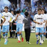 Jubilo face relegation playoff after loss to Frontale on own goal in 94th minute