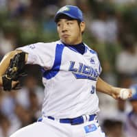 Yusei Kikuchi was posted by the Lions on Monday. Kikuchi will have 30 days to agree to a deal with an MLB club after all 30 teams have been notified of the posting. | KYODO