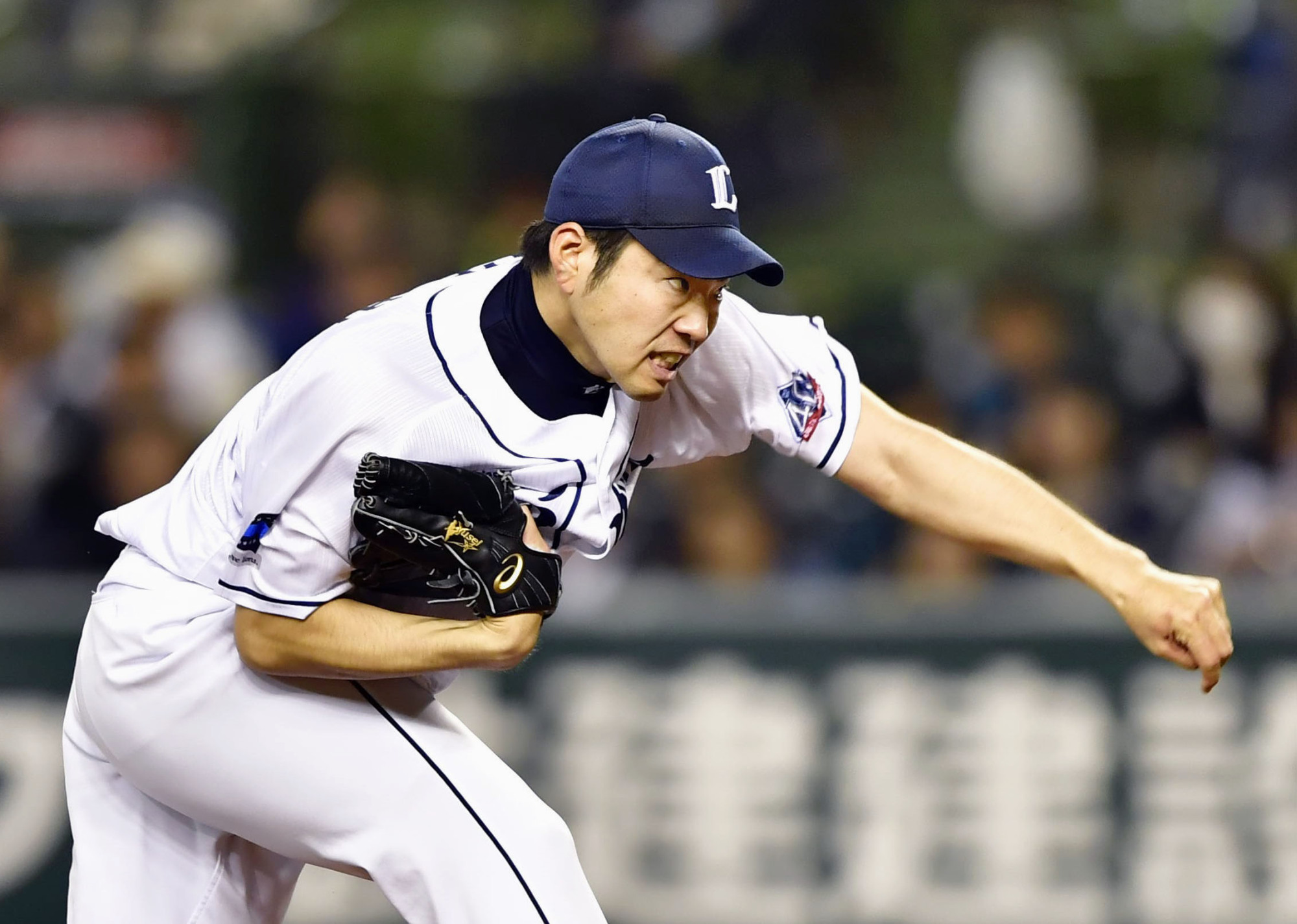 Pitcher Yusei Kikuchi has until Jan. 2 to sign with an MLB club or he will have to return to the Seibu Lions for the 2019 season. | KYODO