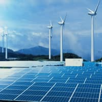 Japan has much to contribute in the environmental arena, including sharing technology related to renewable energy. | GETTY IMAGES