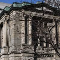 The Bank of Japan's current forecast is for inflation to average 1.4 percent next fiscal year, a figure that private economists judge to be overly optimistic. | BLOOMBERG