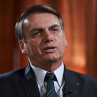 Bolsonaro says Brazil must reform or it will become the next Venezuela