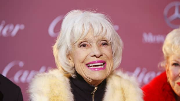 Broadway mourns death of 'Hello, Dolly!' icon Carol Channing at 97