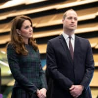 Prince William and Kate laud Dundee for its team approach to challenges