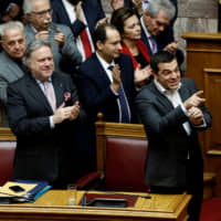 Greece does 'mission impossible' in ratifying North Macedonia accord