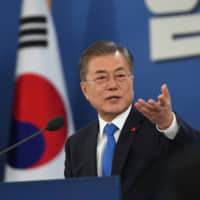 Moon Jae-in doubles down on his unpopular economic agenda for South Korea
