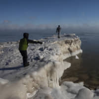 Colder than the South Pole: Deadly deep freeze grips U.S. Midwest
