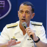 Top U.S. Navy officer to meet Chinese counterpart amid military and trade tensions
