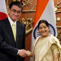 Japan and India to discuss space and cyberspace at upgraded 'two-plus-two' security talks