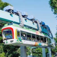 Fate of Japan's oldest monorail line up in the air