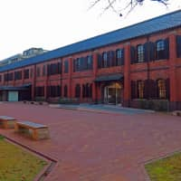 Important Cultural Property: The Ishikawa Prefectural Museum of History in Kanazawa is housed in two red brick buildings that are each over 100 years old. | LOUISE GEORGE KITTAKA