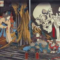 Utagawa Kuniyoshi, the undisputed master of warrior prints