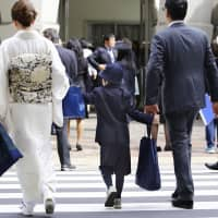 Perceived dearth of freedom in Japan's schools reflects wider woes