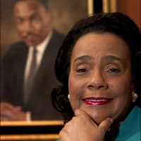 How Coretta Scott King brought her husband's message to Japan