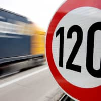 Sixty percent of Germany's autobahns have no speed limits, but that may change. | REUTERS