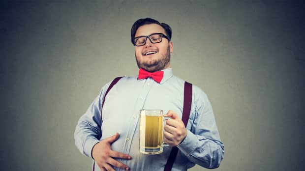 Are some of us born to have a beer belly?