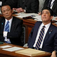 Prime Minister Shinzo Abe faces a number of key events this year, including the Upper House elections in July. | REUTERS